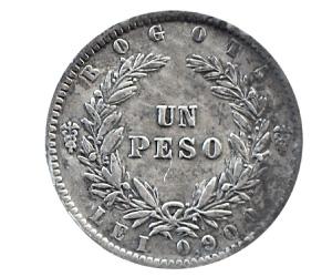 ¿Desde cuándo el peso es la moneda nacional? - Peso Colombiano - Moneda de Colombia