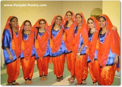 Kudiyan Maarn De Vich Sab To Moohre Aaj Punjabi