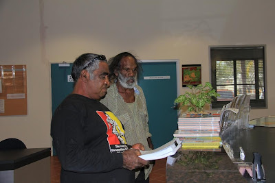 hands off country woodside lng works may be illegal