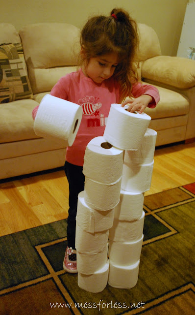 Cool Math Games with Toilet Paper