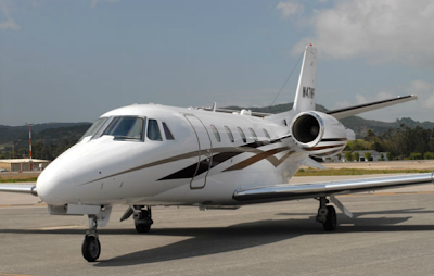 Jackson Hole Citation Excel Private Jet