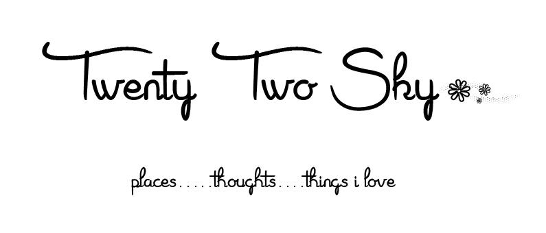 TWENTY TWO SKY