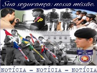 A Secretaria de Segurança Pública de Alagoas e o Comando Geral da Polícia Militar esclarecem  sobre supostos policiais presos no Ceará