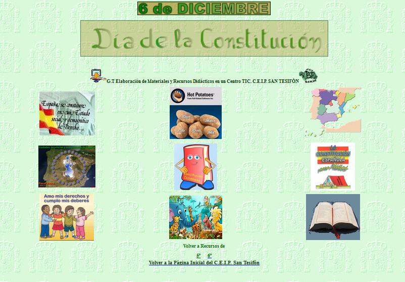http://www.juntadeandalucia.es/averroes/ceip_san_tesifon/recursos/curso5/constitucion08/index.html