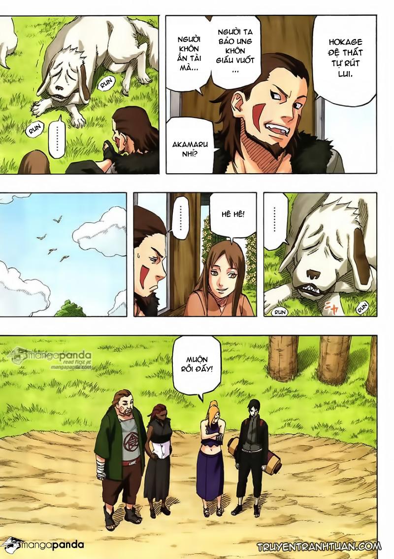 Naruto Chap 700 - Trang 7