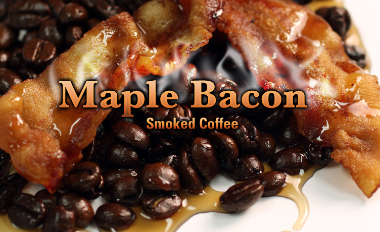 NYC, Style and a little Cannoli: Maple Bacon Smoked Coffee?