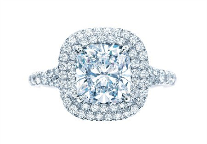 Tiffany  Co. Soleste Engagement Ring, priced from £9,056.01 (14,400 ...