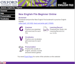 OXFORD ENGLISH FILE