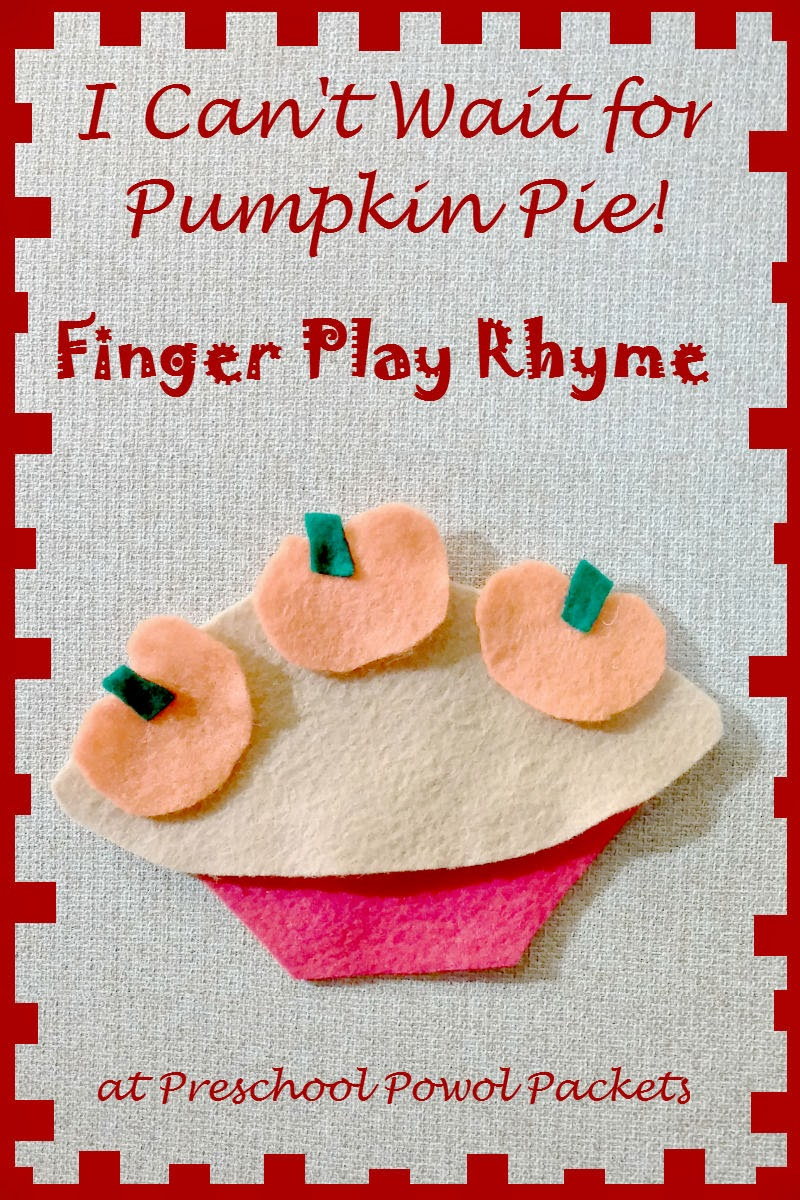 Pumpkin Preschool Theme Activities!! | Preschool Powol Packets