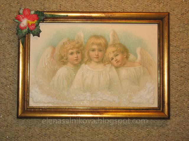 Картинка-ангелы