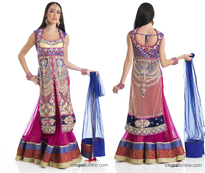 Dress Designer Online on Chicboutique  Double Shirt Dresses Designs 2012 2013   Indian Double