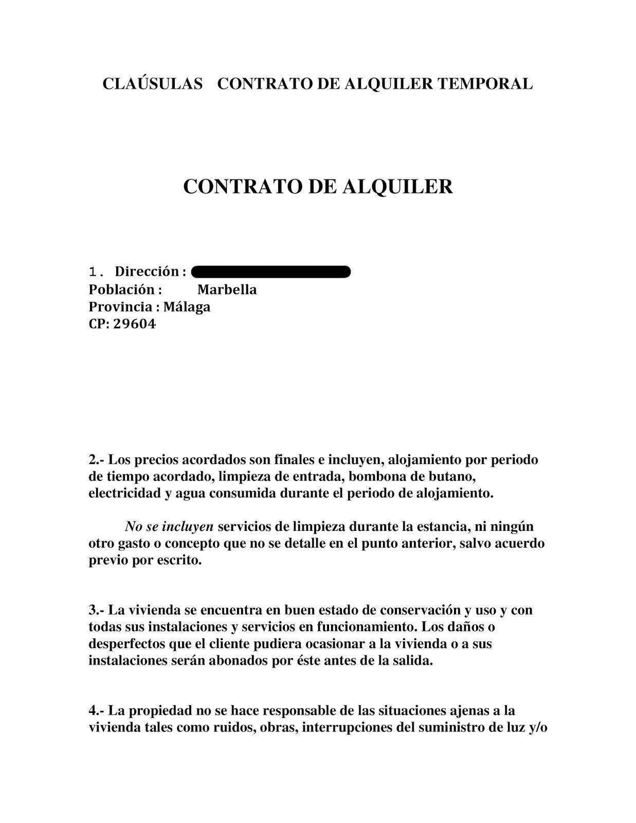 Contrato de renta contrato de renta de casa contrato de for Modelo contrato alquiler vivienda sencillo
