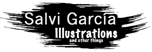 Salvi Garcia Comic Book Artist