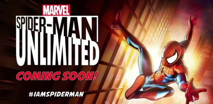 Android: Spider-Man Unlimited de Gameloft llega en setiembre