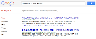 consultor seo experto