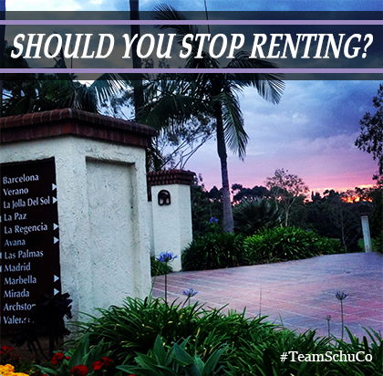 Should You Stop Renting?