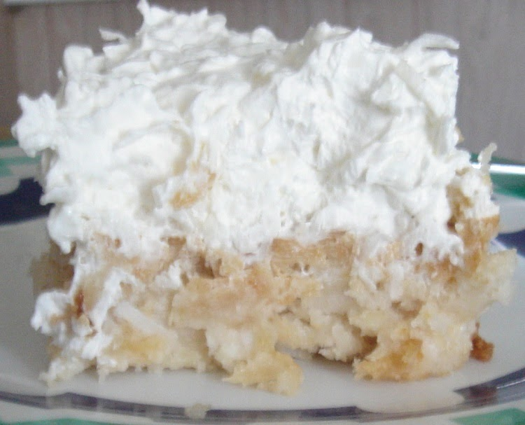 lazy chef recipes  easy pineapple coconut cake