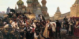 La Construcción de un Imperio: Rusia
