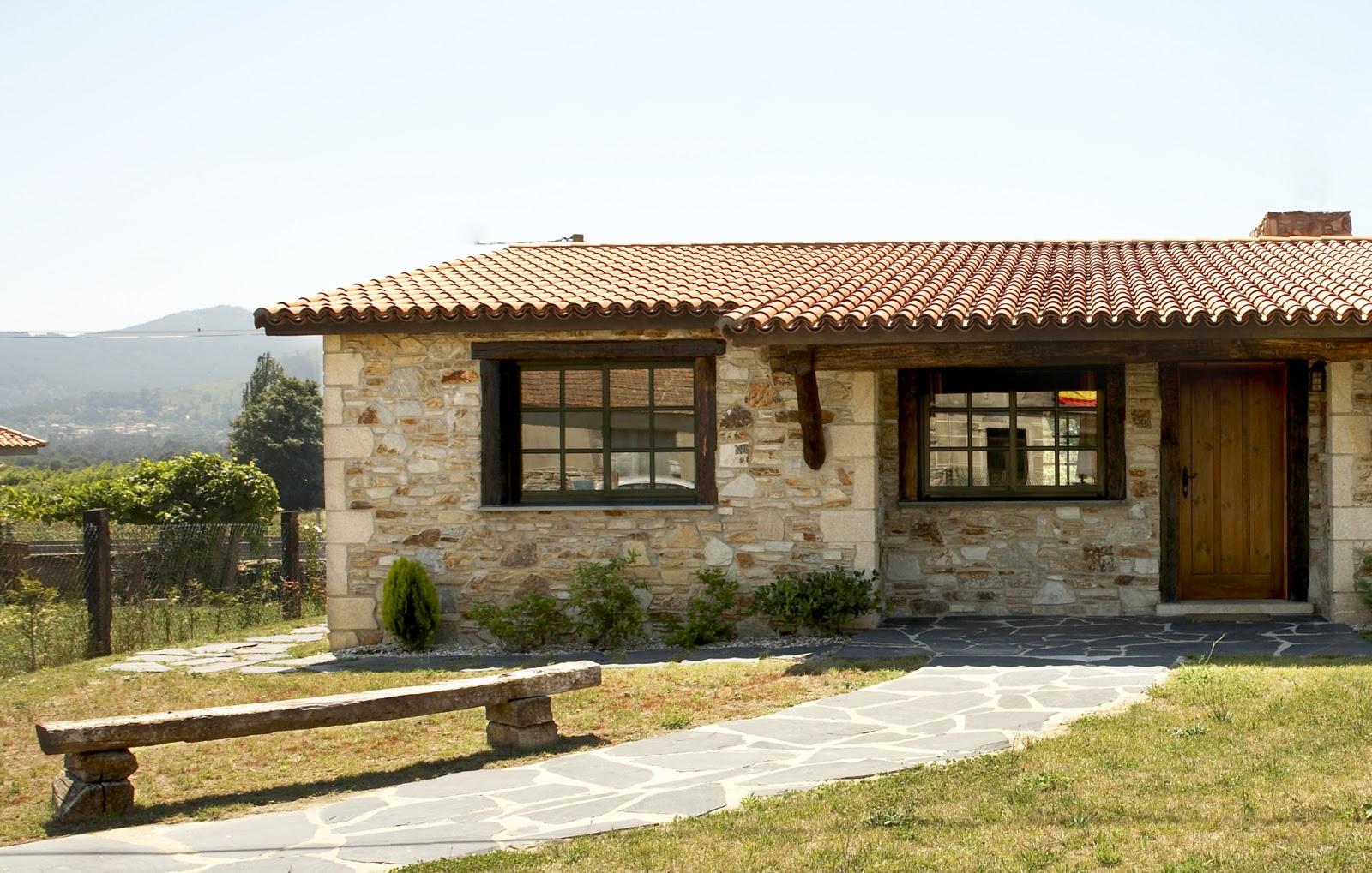 Construcciones r sticas gallegas la piedra como base for Construcciones rusticas