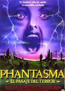 Phantasma 3: El pasaje del terror