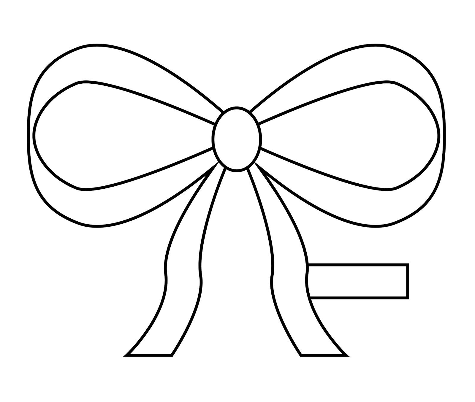 Photocall infantil 6 ideas y plantillas gratis la for Dibujo de lazo de navidad