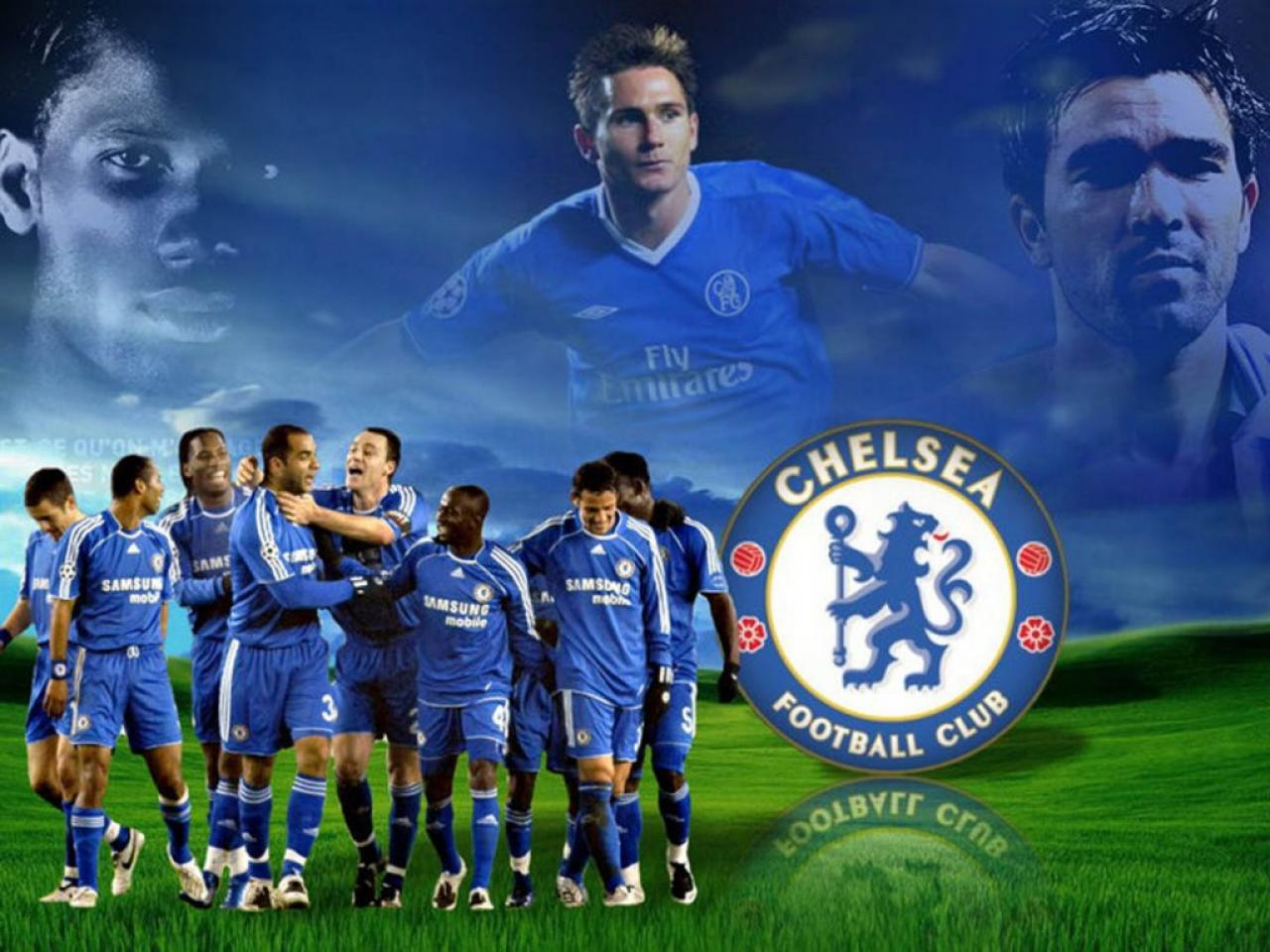 Gratis Download Wallpaper Chelsea Terbaru 2012 - 2013