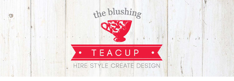 The Blushing Teacup