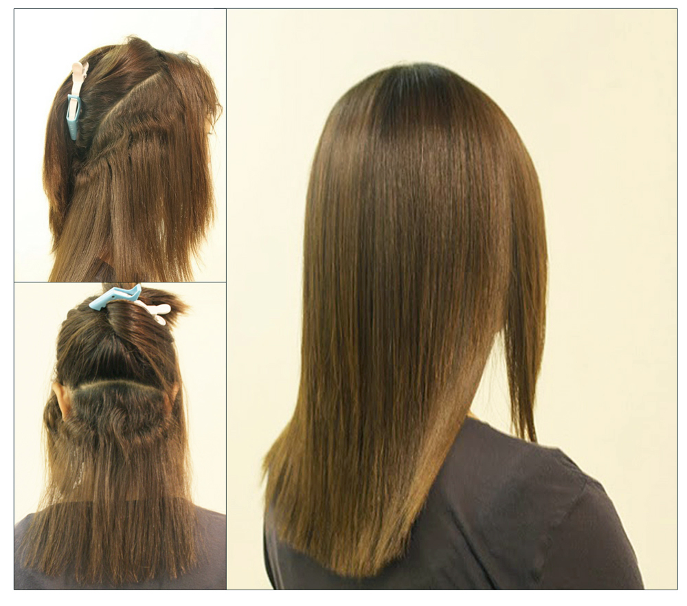 Yuko Hair Straightening Hair Straightening Men Short Hair
