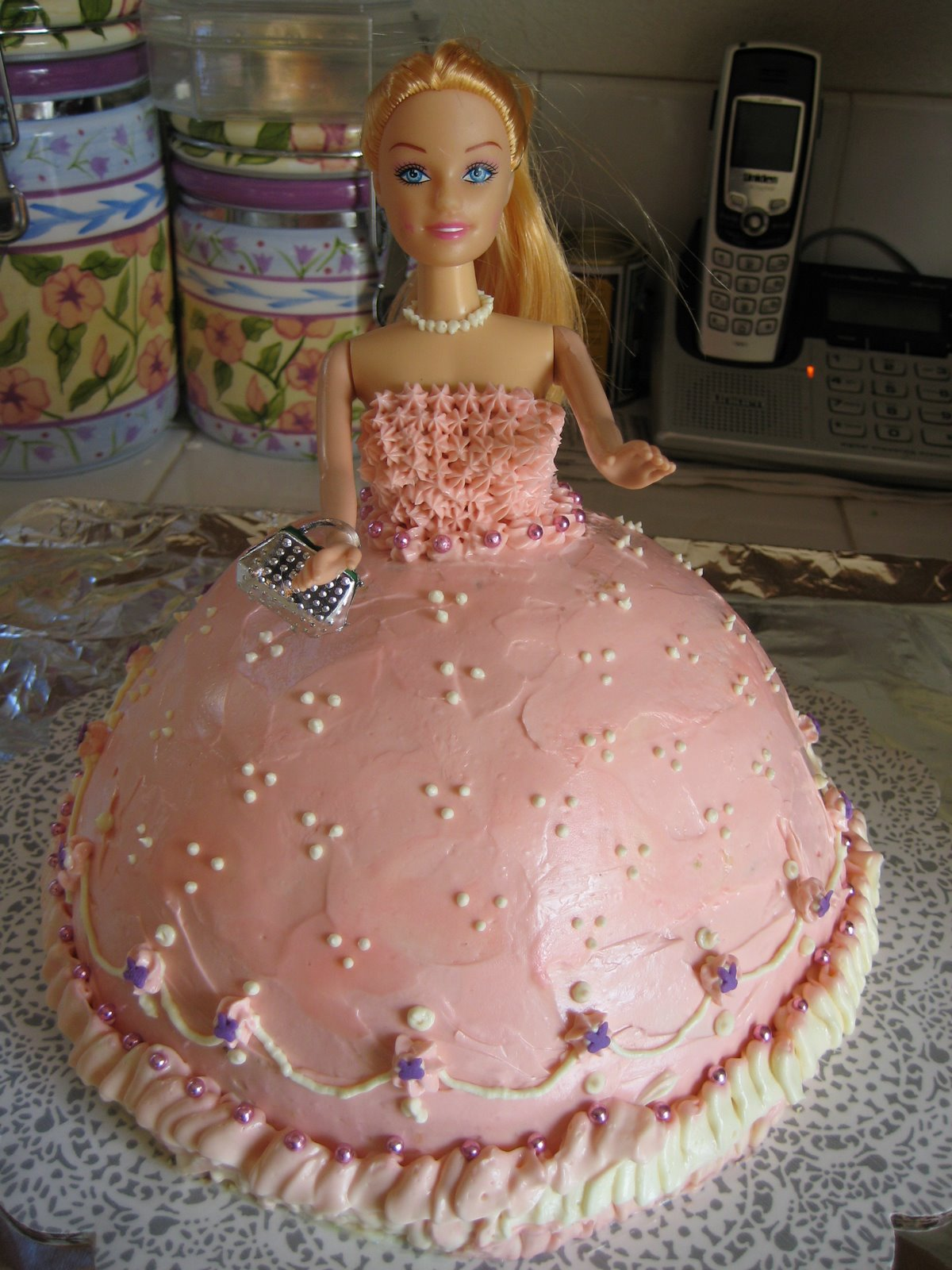 Cake Images Barbie : Coolest Cake Ideas: Barbie cakes