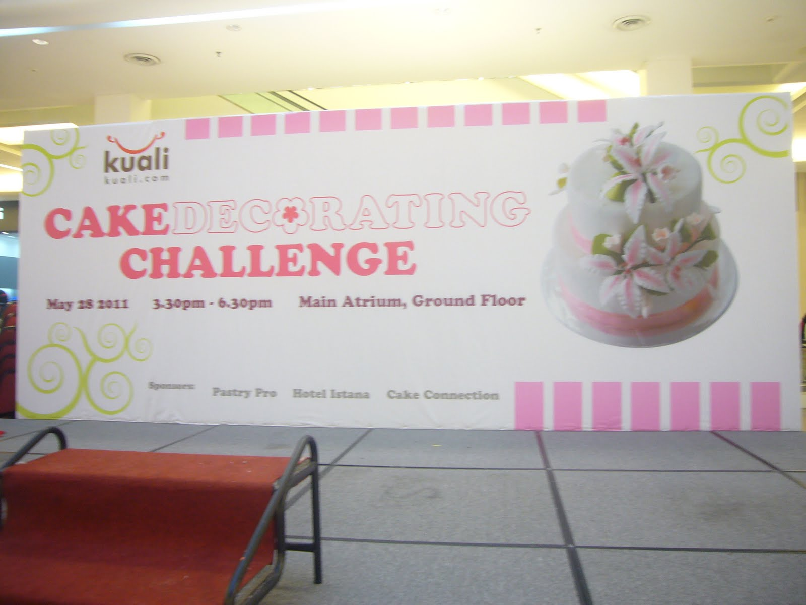 Cake Decoration Competition : SIMPLY DELICIOUS CAKES: KUALI CAKE DECORATING COMPETITION