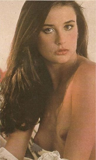 demi moore naked photos