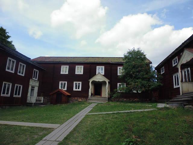 Casa típica sueca