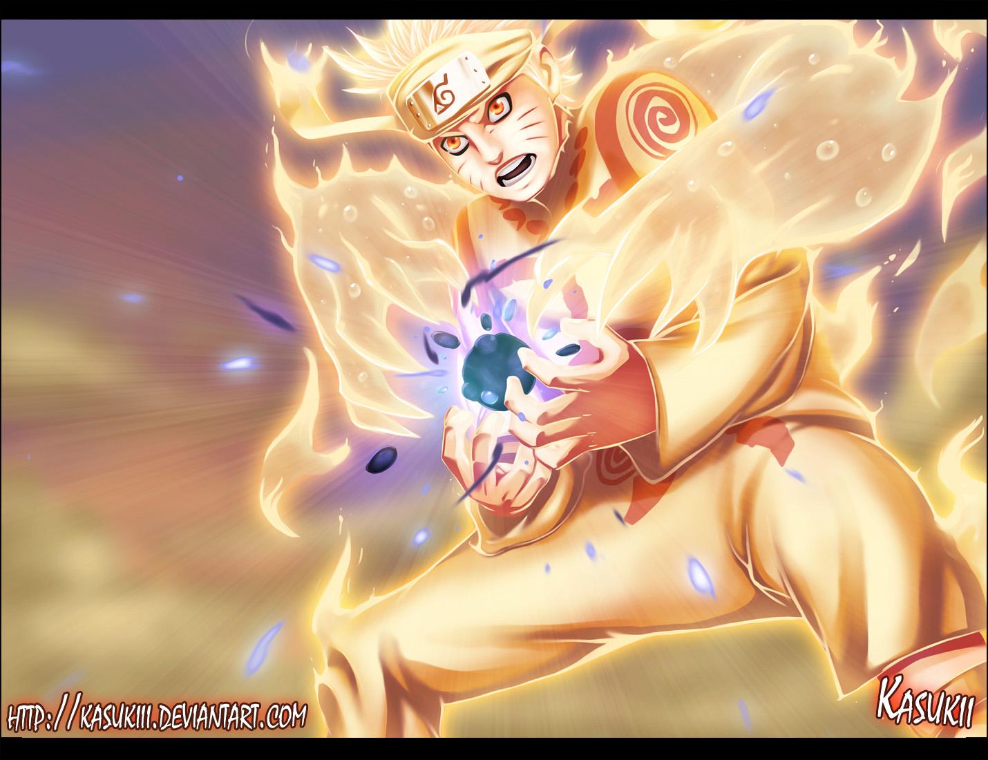 Naruto - Chapter 556 - Pic 18