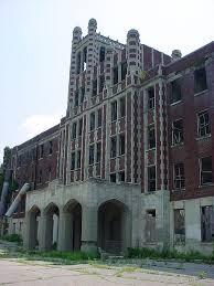 Sanatorium Waverly Hills Kentucky, AS