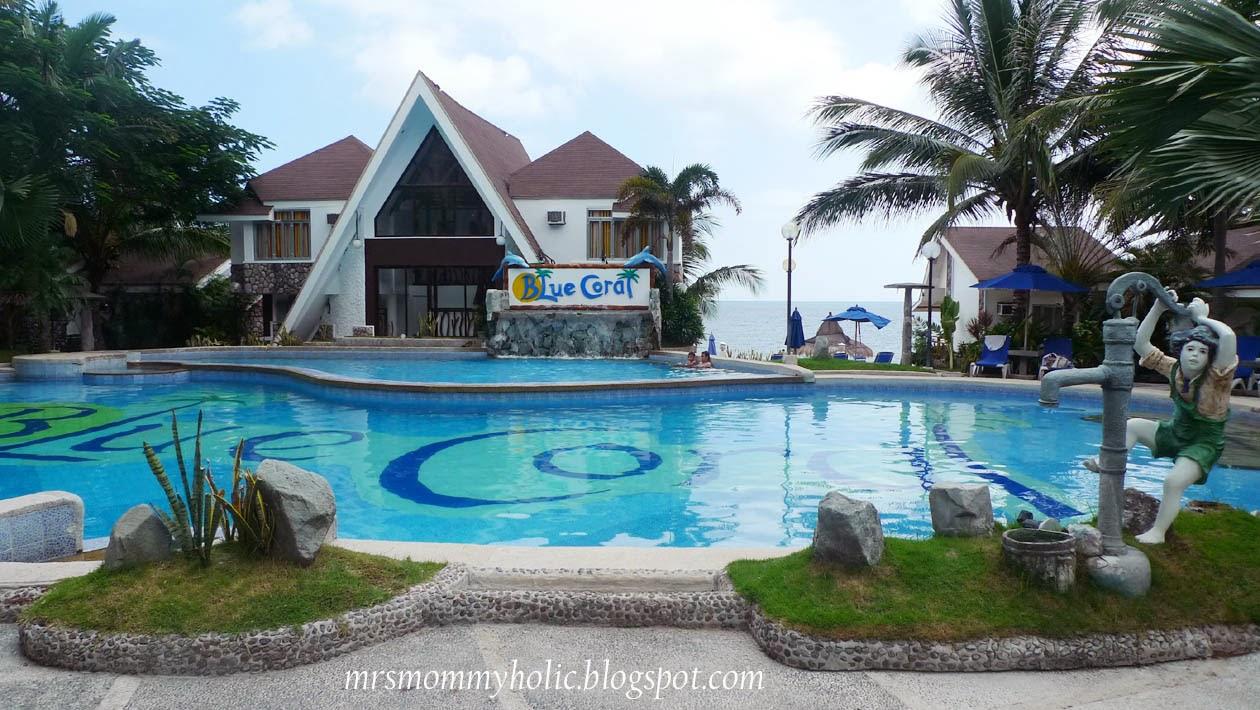 mrsmommyholic blue coral beach resort. Black Bedroom Furniture Sets. Home Design Ideas