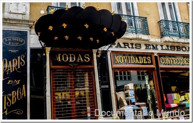 Lisboa em Paris
