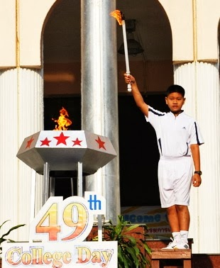 49th SG College day 2014
