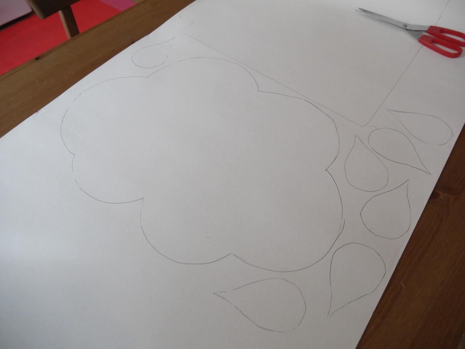 détourner du papier peint diy chambre enfant