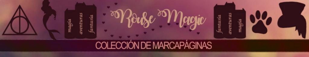 Rouse Magic Bookmarks-Marcapaginas