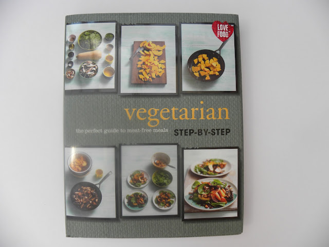 Recipe book, vegetarian recipe book
