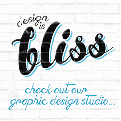 Visit our design and branding business, Bliss Studio