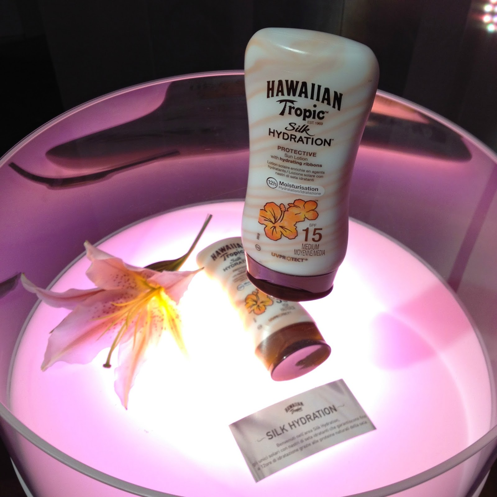 hawaiian tropic silk