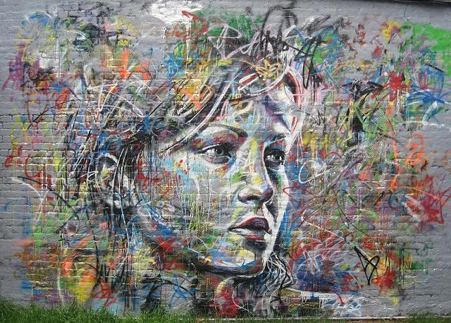 Which spray paint art from David Walker is your favorite? Leave a comment below. & Lush Fab Glam Blogazine: Spotlight On Art: David Walkeru0027s Beautiful ...