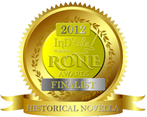 2012 Rone Award Finalist!