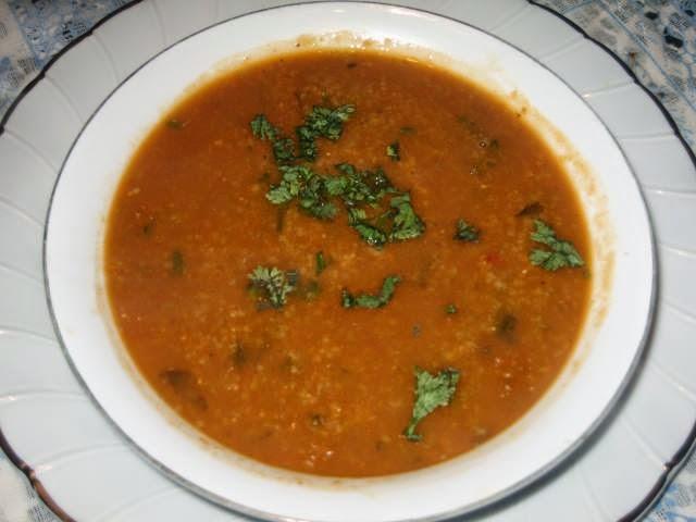 Chorba frik special ramadan cuisine tunisienne - Cuisine tunisienne ramadan ...