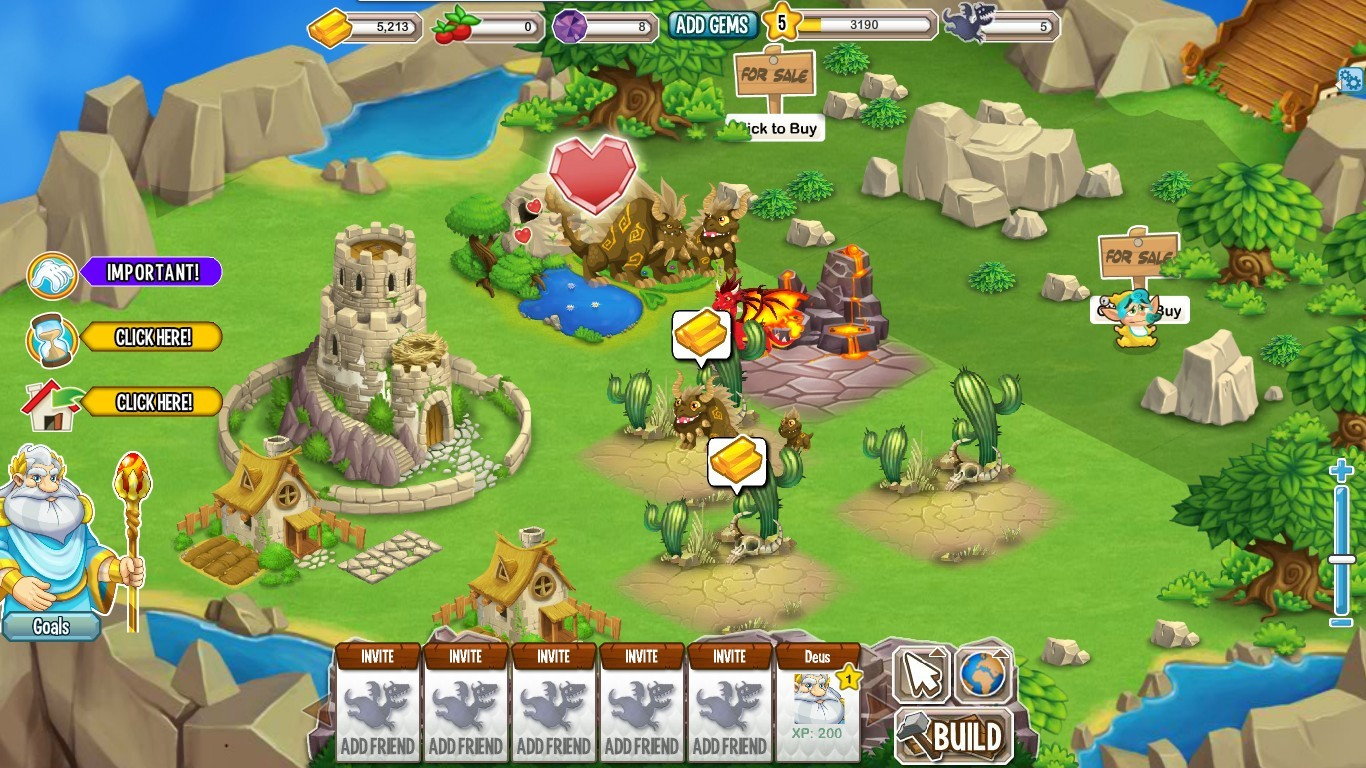 pemanent for free with this hack you can get gem for free dragon city