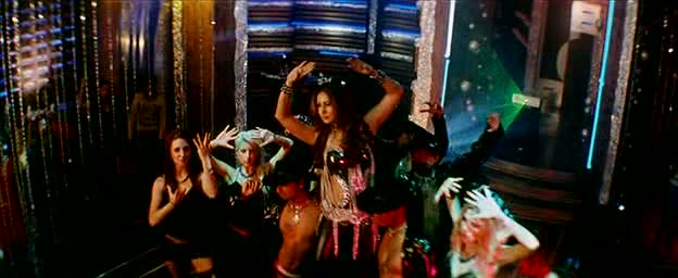 Kim Sharma item number
