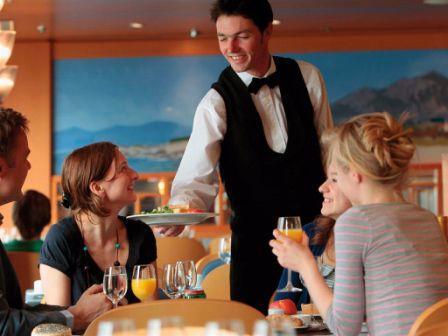 Good restaurant service essay
