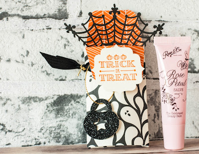 Halloween Week - How to Make a Treat Pouch with the Gift Bag Punch Board