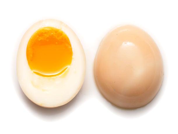 ... 213 - Japanese Marinated Soft Boiled Egg For Ramen (Ajitsuke Tamago